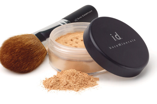 Make up med bareMinerals
